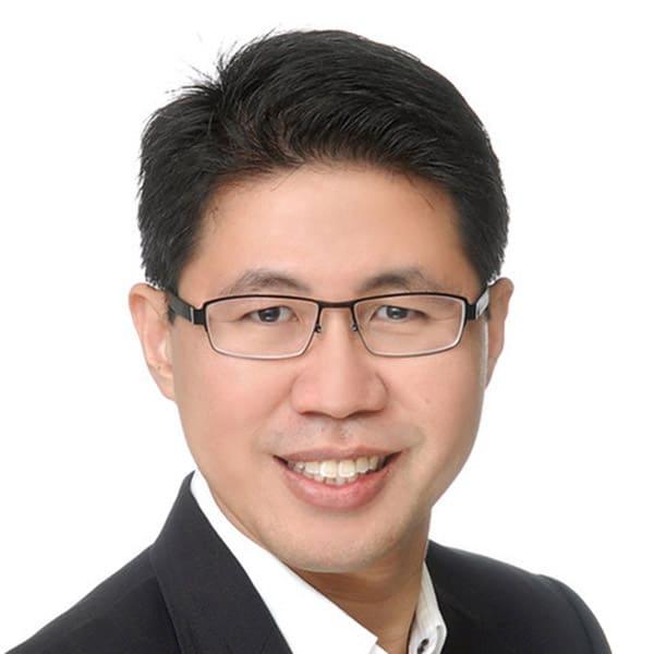 Dr Eric Lye Kok Weng